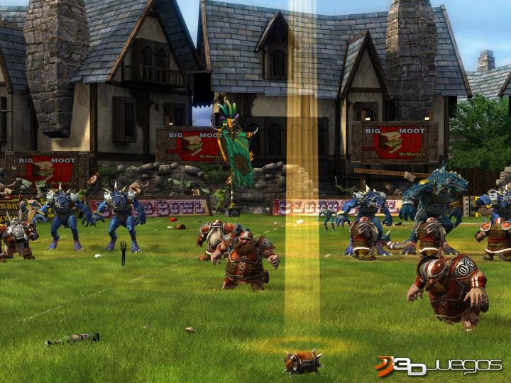 Blood Bowl - An�lisis
