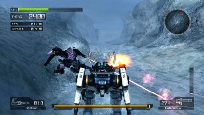 Lost Planet Colonies Xbox 360