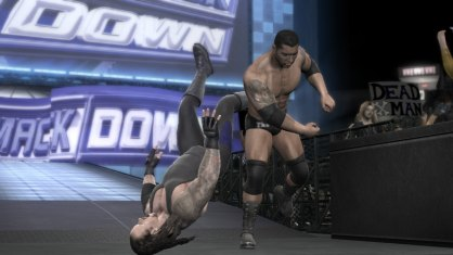WWE SmackDown vs. Raw 2009 an�lisis