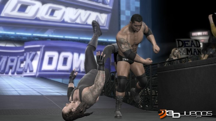 WWE SmackDown vs. Raw 2009 - An�lisis