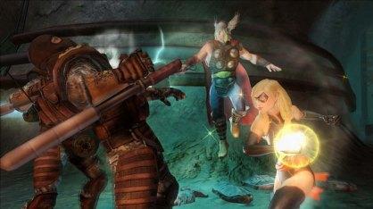Marvel Ultimate Alliance 2 (PlayStation 3)