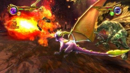 Spyro La Fuerza del Dragón (Xbox 360)