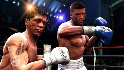 Fight Night Round 4 (PlayStation 3)