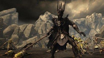 El Señor de los Anillos Conquista (Xbox 360)