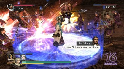 Warriors Orochi 2 X360