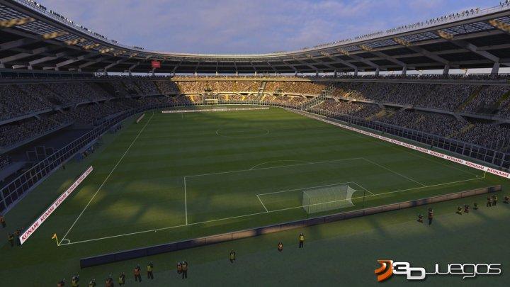 PES 2009 - An�lisis