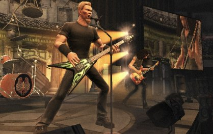 Guitar Hero Metallica (PlayStation 2)