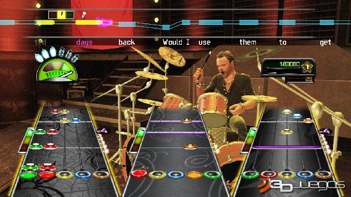 Guitar Hero Metallica - Impresiones jugables