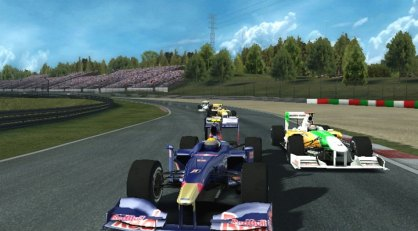 F1 2009 Wii