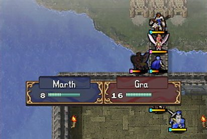 Fire Emblem Shadow Dragon an�lisis
