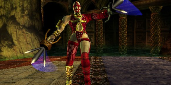 Soul Calibur (iPhone)