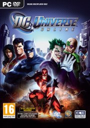 Car�tula oficial de DC Universe Online PC