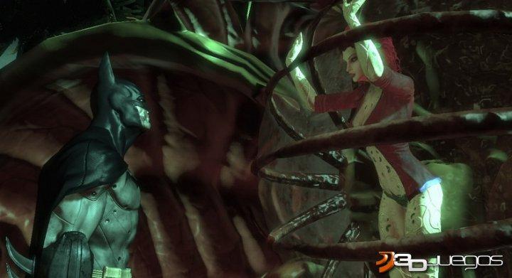 Batman Arkham Asylum - An�lisis