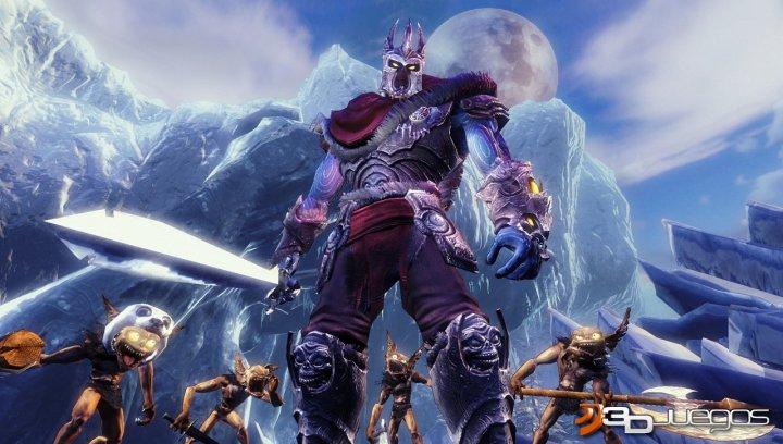 Overlord 2 - Avance