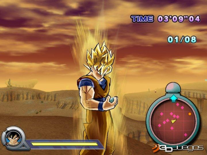 Dragon Ball Z Infinite World - (Todas las Novedades)