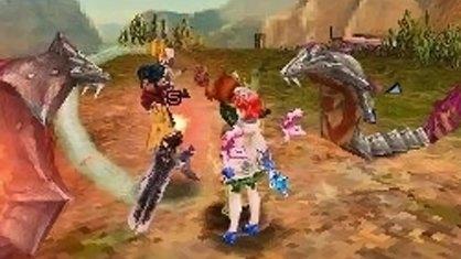 Phantasy Star Zero (Nintendo DS)