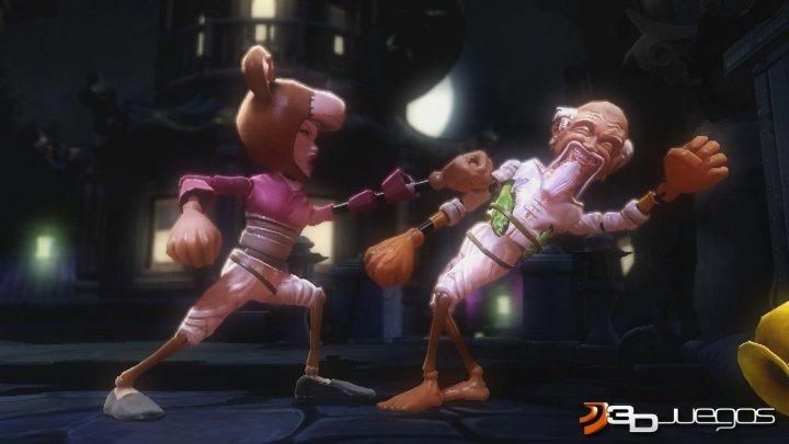 Последние обновления в галереях Rag Doll Kung Fu: Fists of Plastic.