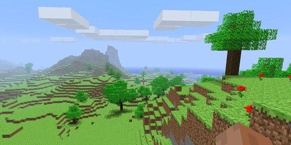 Minecraft ha sido uno de los grandes fenómenos que caracterizan lo indie. Títulos de enorme éxito realizados con presupuestos bajísimos.