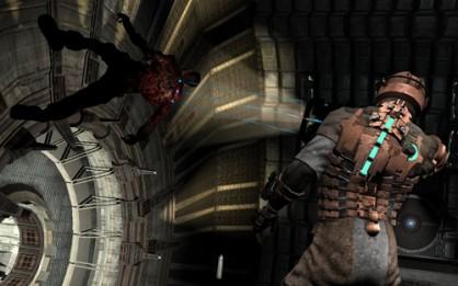 """Dead Space es una constatación del nuevo """"survival horror"""", con una perspectiva más cercana, una ambientación más conseguida y unos puzzles también más simples de los que no ha podido escapar ni la serie de Shinji Mikami."""