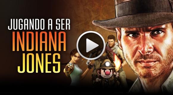 Reportaje de Jugando a ser Indiana Jones