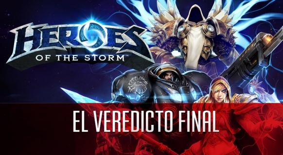 Reportaje de Heroes of Storm - El Veredicto Final