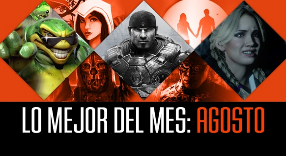Reportaje de Lo Mejor del Mes: Agosto 2015