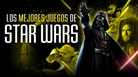 Reportaje de Los Mejores Juegos de Star Wars