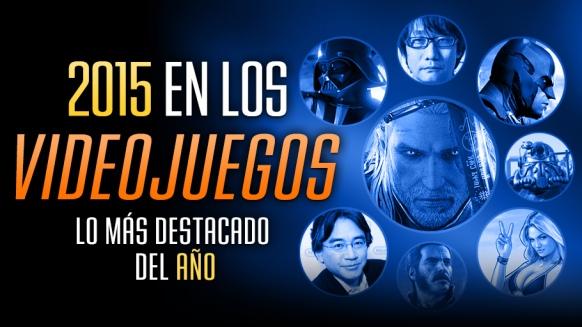 Reportaje de 2015 en los Videojuegos