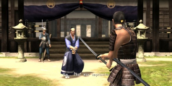 Way of the Samurai 3 an�lisis