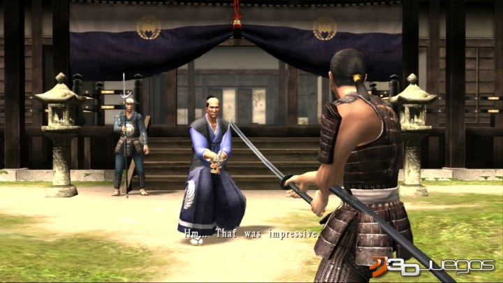 Way of the Samurai 3 - An�lisis
