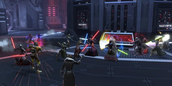Star Wars The Old Republic an�lisis