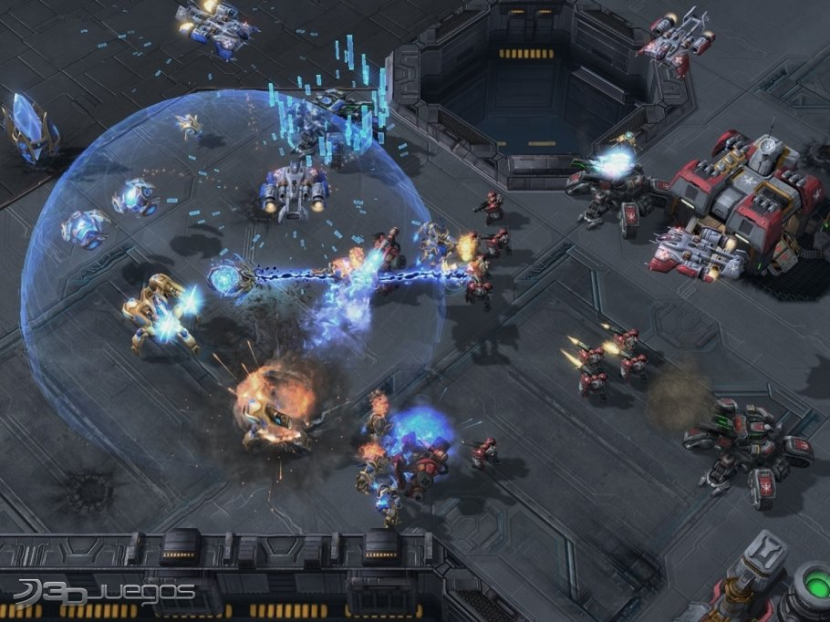 StarCraft 2: Heart of the Swarm (2013) PC RePack от z10yded. Скриншот 2.