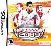 Real futbol 2009 DS