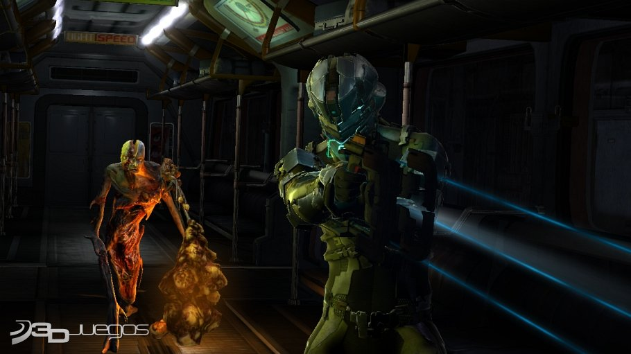 Dead Space 2 - Impresiones EA Showcase