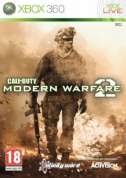 Modern Warfare 2 Xbox 360
