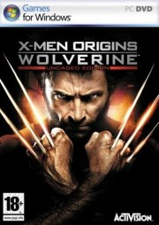 Car�tula oficial de X-Men Origins: Wolverine PC