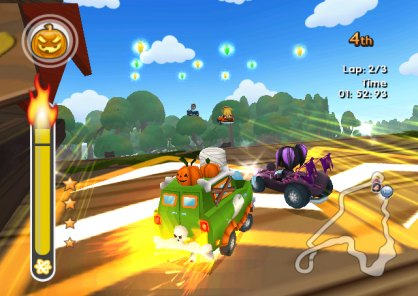 MySims Racing an�lisis