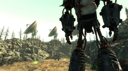 Fallout 3 Broken Steel: Primer contacto