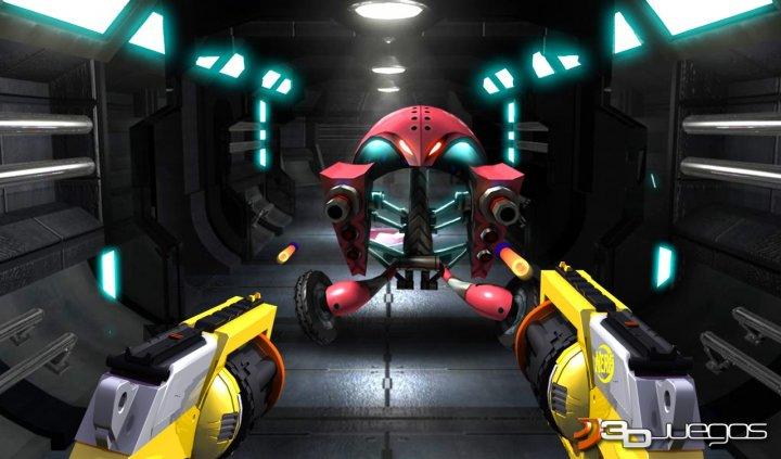 Nerf Gun Game