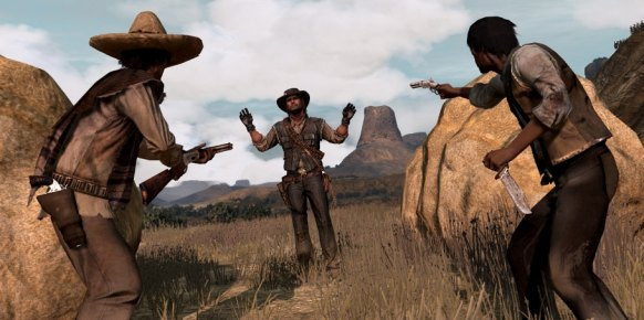 Red Dead Redemption an�lisis
