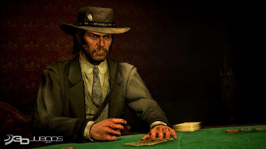 Red dead redemption como hacer dinero en el blackjack