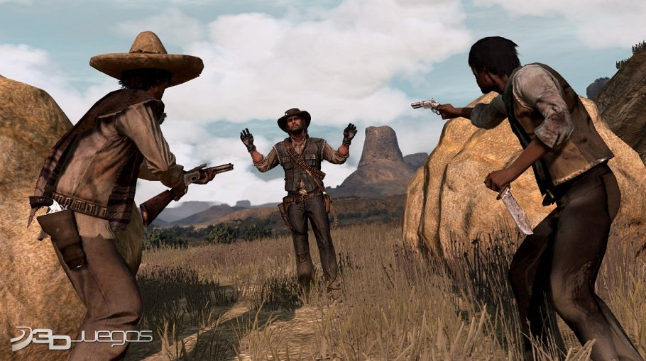 Red Dead Redemption - An�lisis