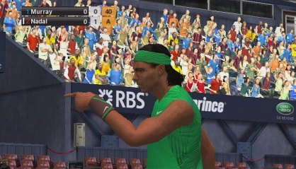 Virtua Tennis 2009 (Nintendo Wii)