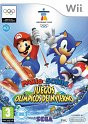 Mario y Sonic Juegos de Invierno Wii