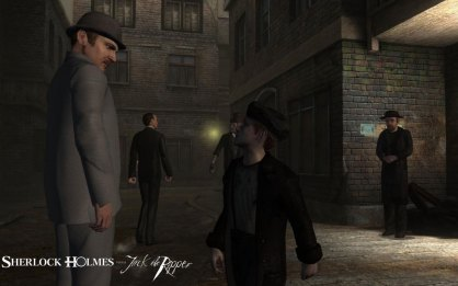 Sherlock Holmes vs. J. Ripper (Xbox 360)