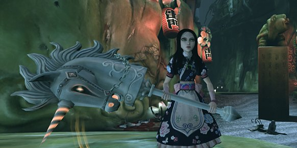 Alice Madness Returns an�lisis