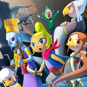 An�lisis The Legend of Zelda: The Wind Waker HD