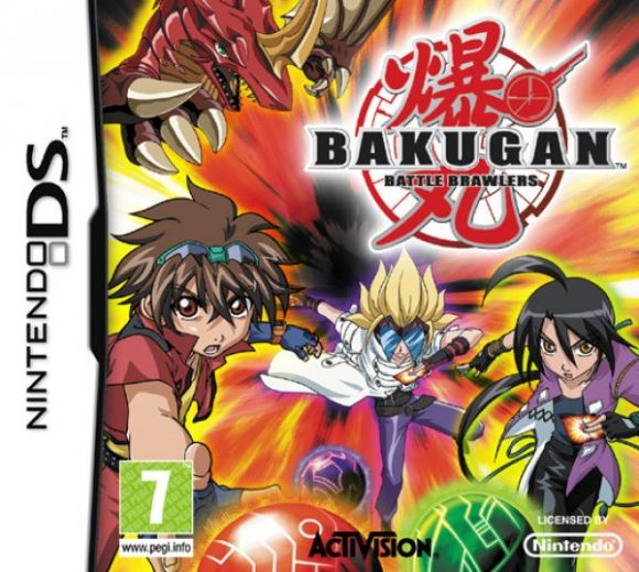 Car�tula de Bakugan