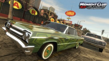 Midnight Club LA South Central: Impresiones jugables