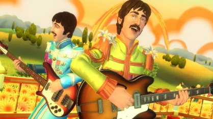 The Beatles Rock Band (PlayStation 3)